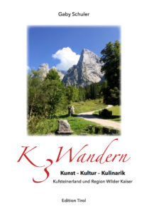 Gaby Schuler Buch K3 Wandern